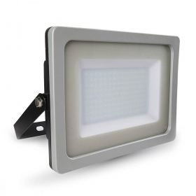 150W LED Floodlight Black/Grey Body SMD 6400K