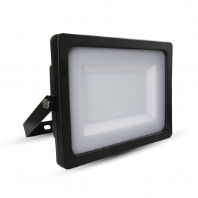 150W LED Floodlight Black Body SMD 6400K