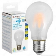 LED Bulb - 5W Filament E27 A60 Frost Cover 4000K