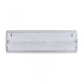 16LEDS Bulk Head Emergency Exit Light 6000K IP65