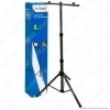 Tripod Stand for Floodlights Black Color