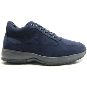 Scarpa Avirex Womans Gunny Jeans Blue Navy TG 39