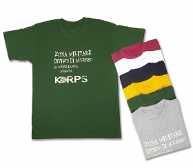 TShirt Softair Korps in cotone