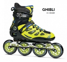 Skates Pattini in Linea Fila GHIBLI linea Fitness