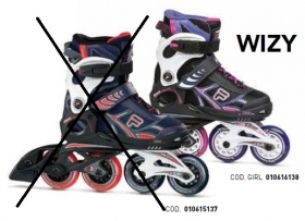 Skates Pattini in Linea Fila W