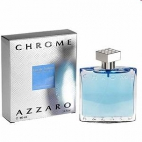 PROFUMO AZZARO CHROME UOMO EAU DE TOILETTE ML 100