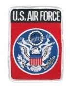 Patch toppa ricamata U.S.AIR FORCE
