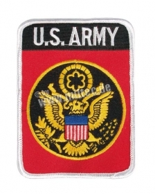 Patch toppa ricamata U.S.ARMY
