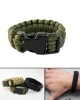 Bracciale Paracord da 15 mm con fibbie in Nylon