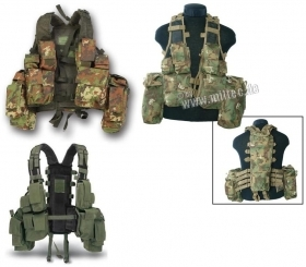 Gilet tattico a 12 tasche Patton