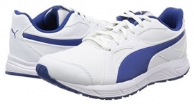 Scarpetta Puma Junior Axis V4 SL Puma White-Limoges TG 35.5