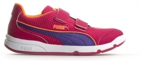 Scarpetta Puma Kids Stepfleex FS Mesh V PS Spark Cosmo-Electric Purple TG 33