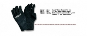 Guanti WARM WATERS 1,5 mm
