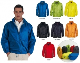 K-Way WIND impermeabile unisex
